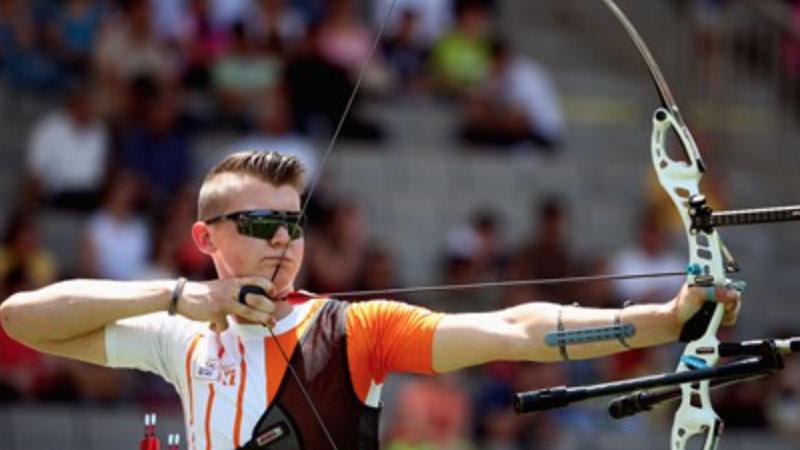 Oud-Rodenborcher Sjef van den Berg behaalde net geen medaille tijdens de Olympische Spelen in Rio.