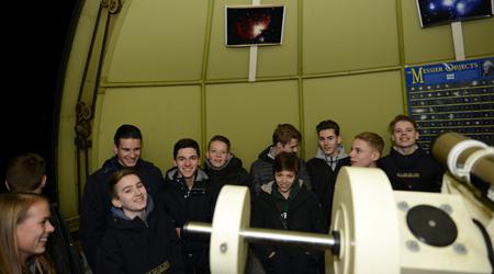 Excursie planetarium Asten