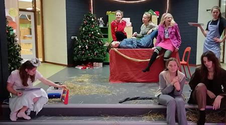 Moord in de Kerststal