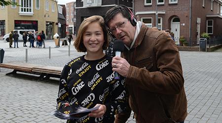 Interview over de musical Oliver met Mila Kersten